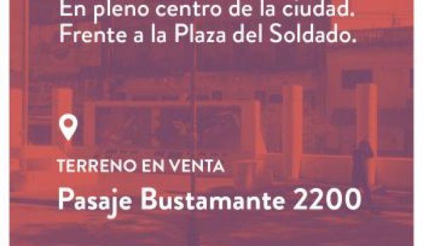 Pasaje Bustamante 2200