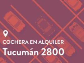 Tucumán 2800