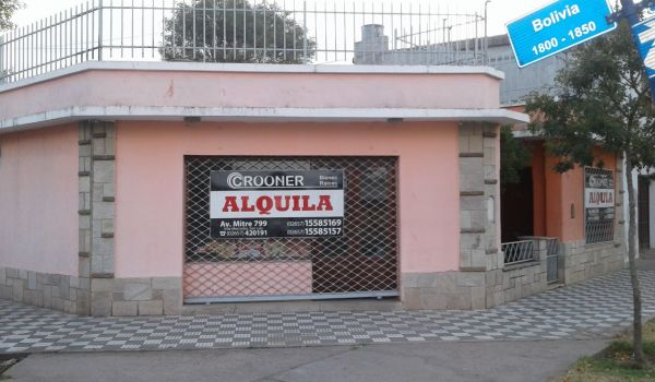 Local Comercial en Esquina de Barrio Estación
