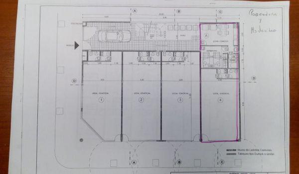 Propiedad con proyecto en ejecución (2 Plantas)