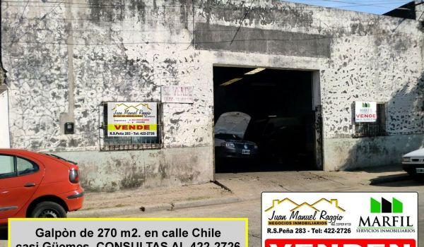 Chile y Güemes